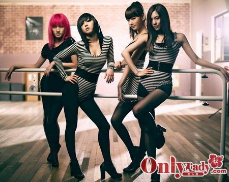 韩国组合miss a写真可爱性感