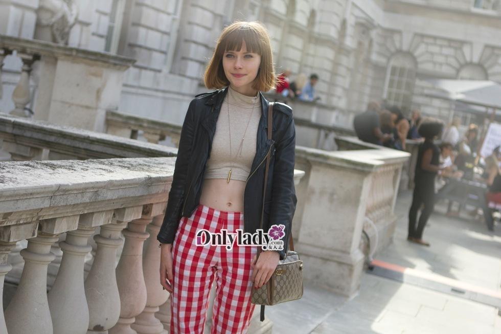 伦敦/2012春夏伦敦时装周场外街拍 4/213
