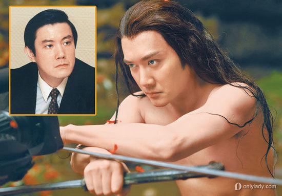 冯绍峰演绎古代四大美男之一兰陵王图片